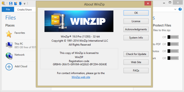 WinZip 21.0.12288 pro Crack Full Version With Crack Free Download