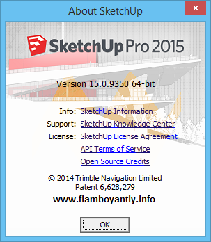 Google Sketchup Pro 2015 Crack Plus Serial Number Full Free Download