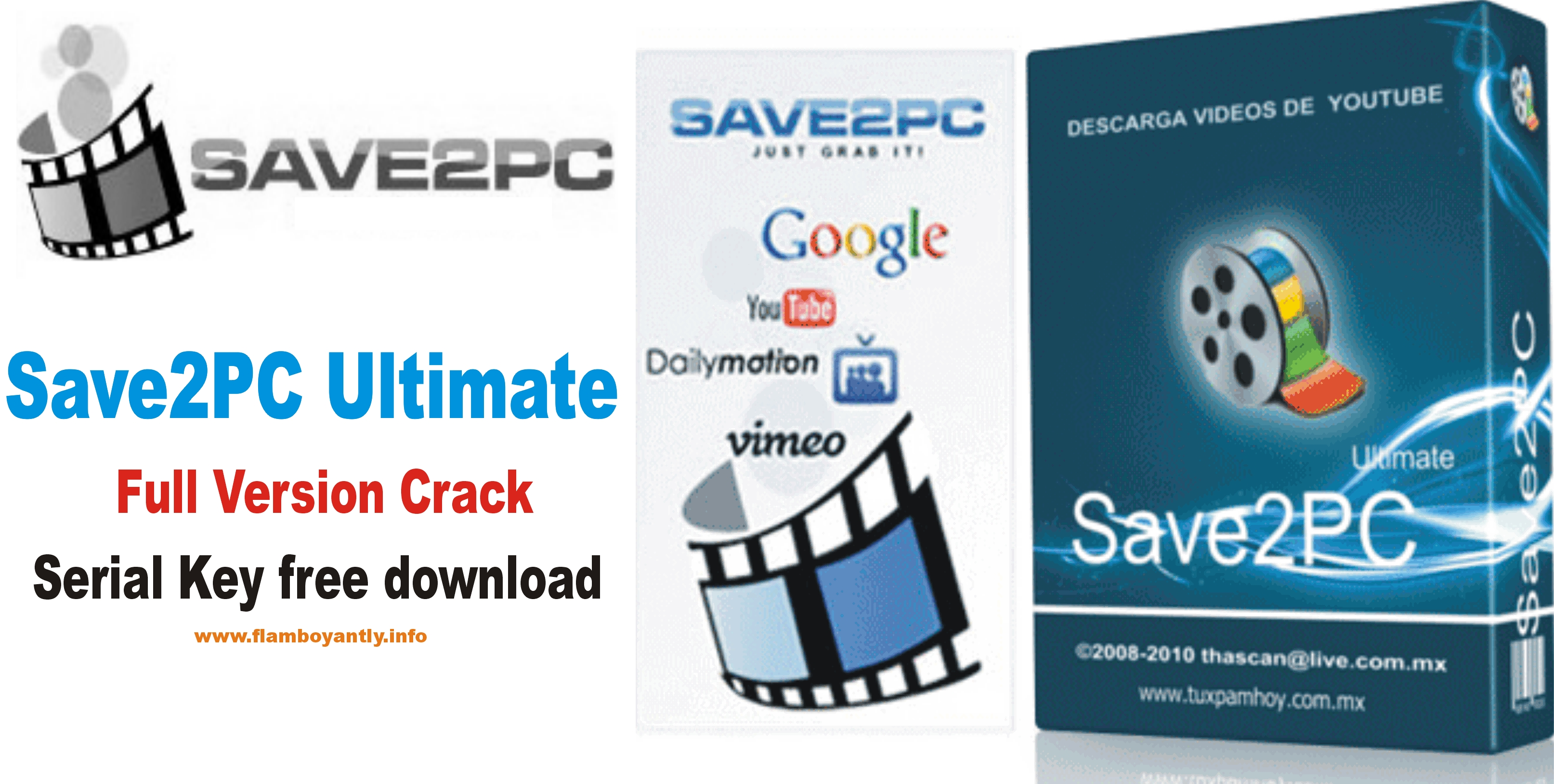 Save2PC Ultimate 5 Crack + Serial Key Full Download