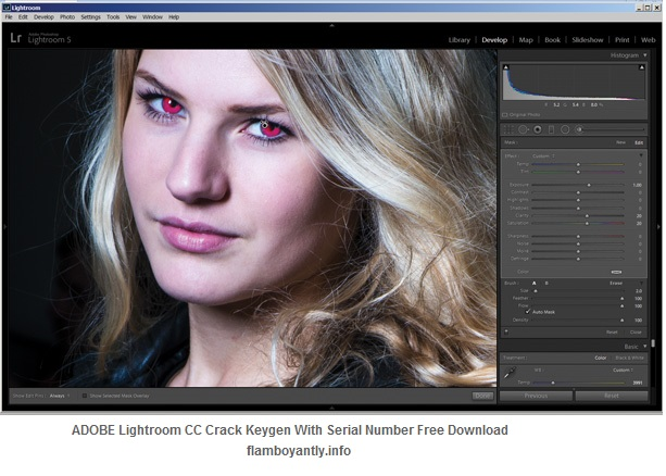 ADOBE Lightroom CC Crack Keygen With Serial Number Free Download