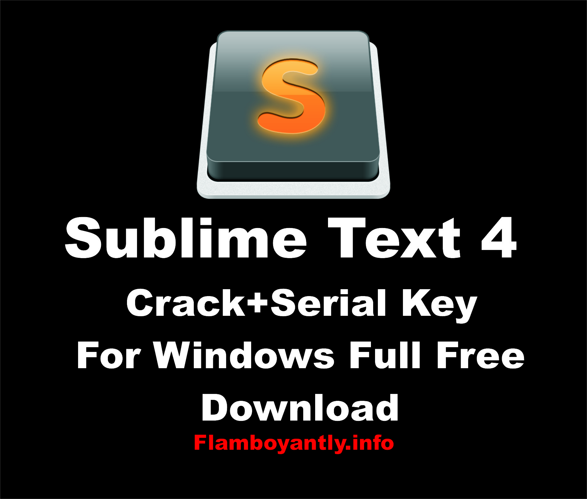 Sublime Text 4 Crack+Serial Key For Windows Full Free Download