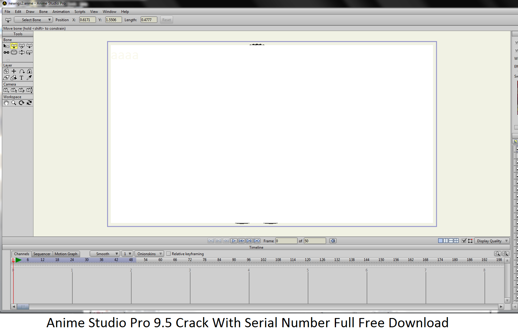 Anime Studio Pro 9.5 Crack With Serial Number Full Free Download