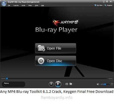 Any MP4 Blu-ray Toolkit 6.1.2 Crack, Keygen Final Free Download