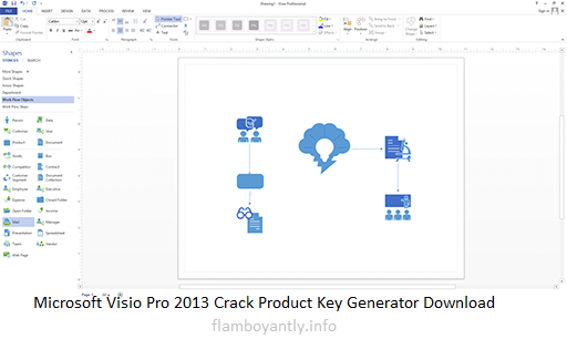 Microsoft Visio Pro 2013 Crack Product Key Generator Download