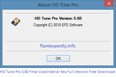 HD Tune Pro 5.60 Final Crack+Serial Key Full Version Free Download