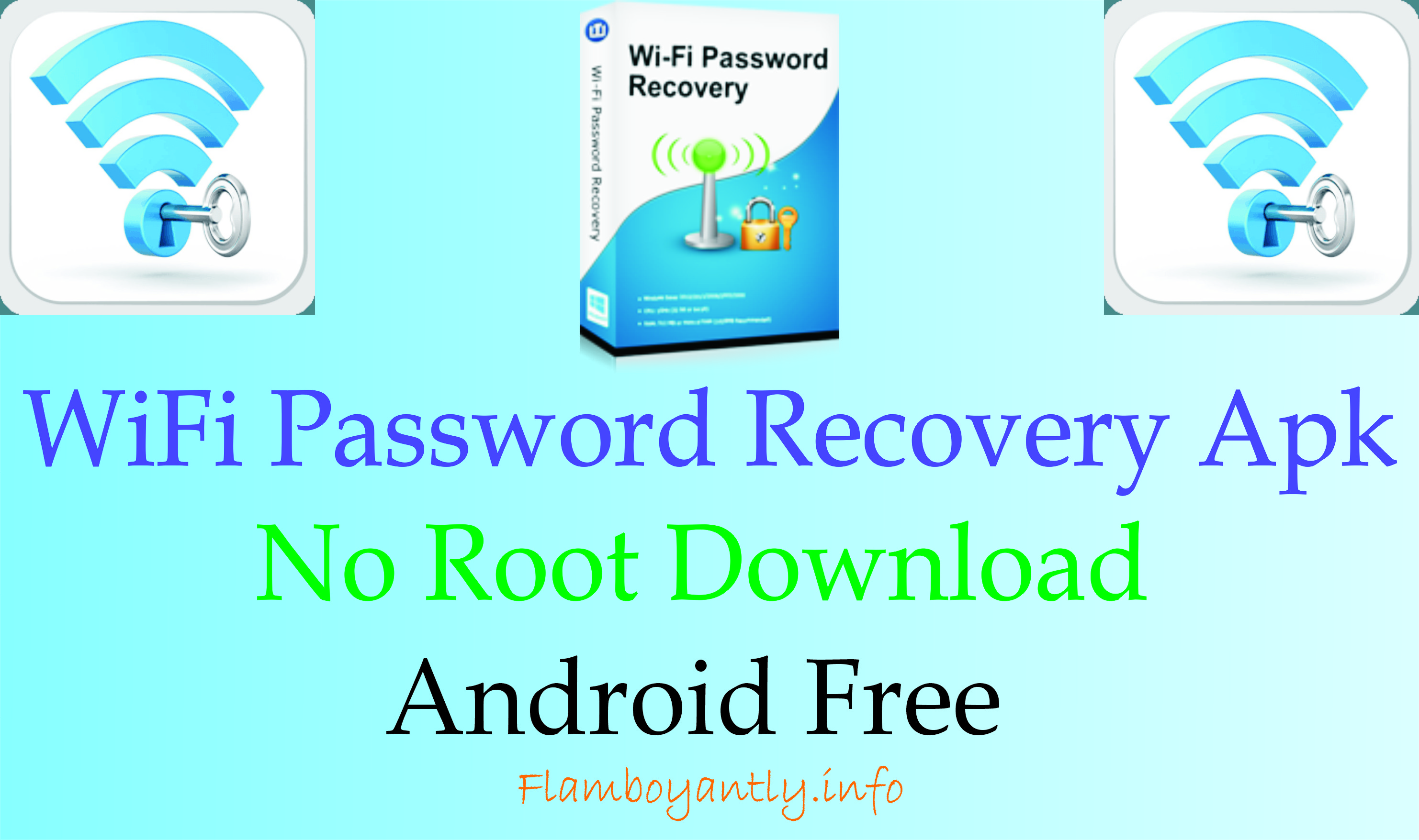 WiFi Password Recovery Apk No Root Download Android Free