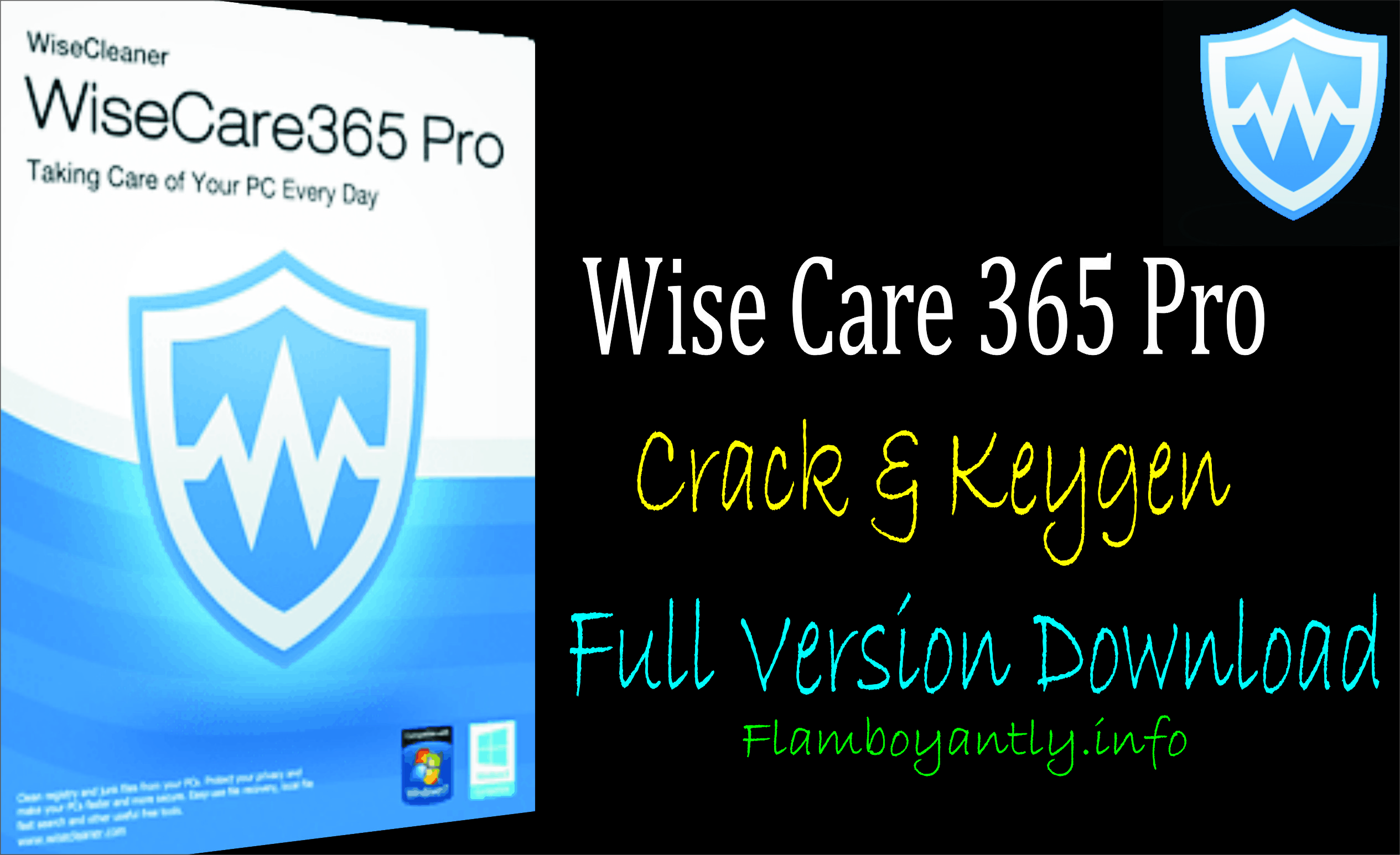 Wise Care 365 Pro Crack & Keygen Full Version Download