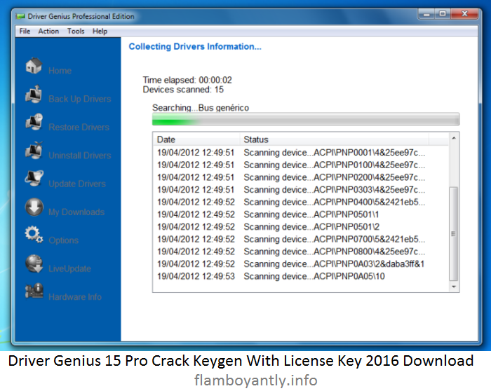 driver genius professional keygen download