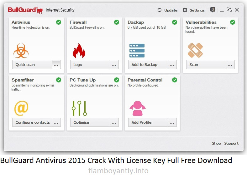 Antivirus 2015 With License - americaalfa
