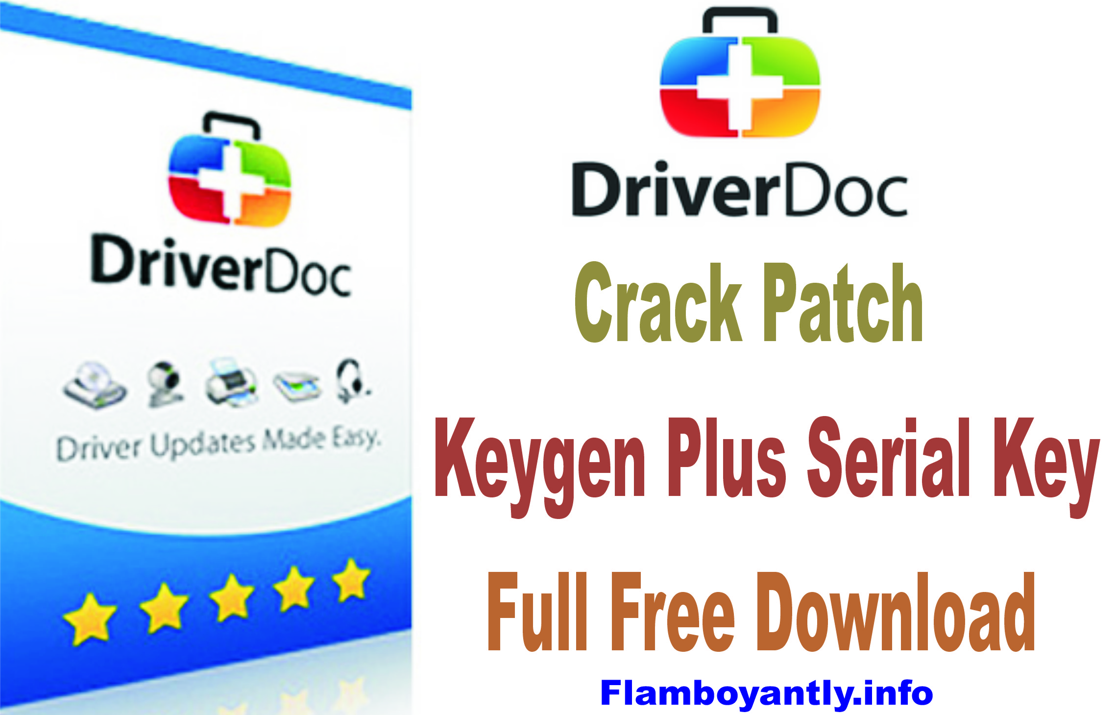 DriverDoc Crack Patch Keygen Plus Serial Key Full Free Download