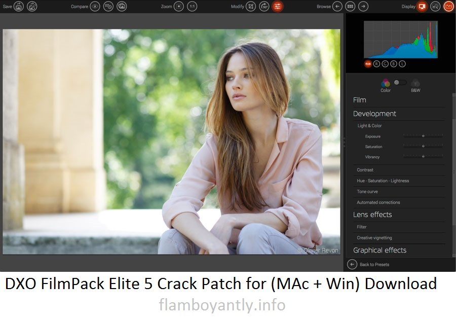 DXO FilmPack Elite 5 Crack Patch for (MAc + Win) Download