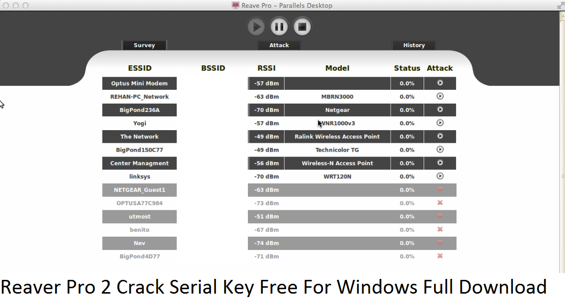 Reaver Pro 2 Crack Serial Key Free For Windows Full Download