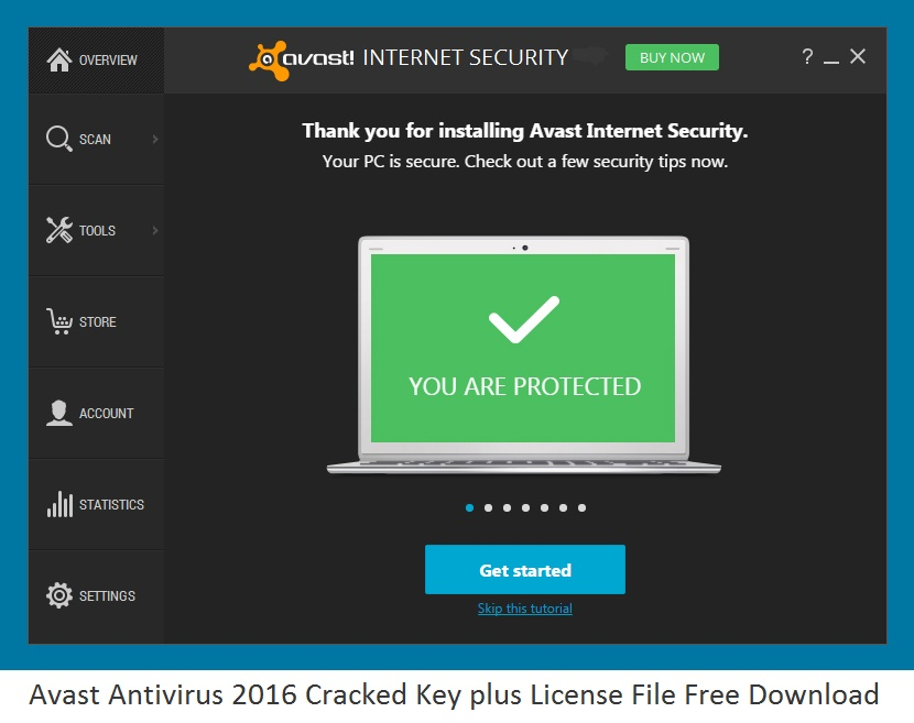 avast internet security free activation code 2017