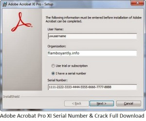 download acrobat xi free