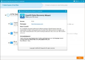 EaseUS Data Recovery Wizard 9 Cracked Free Download
