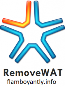 RemoveWAT 2.2.6 All Windows Activators Full Free Download