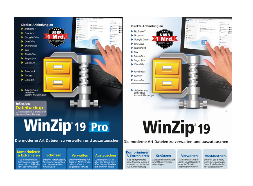 free winzip trial download for xp