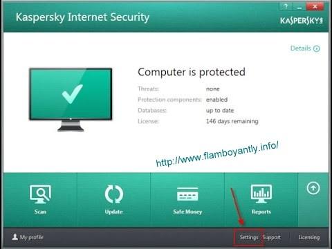 kaspersky internet security key free