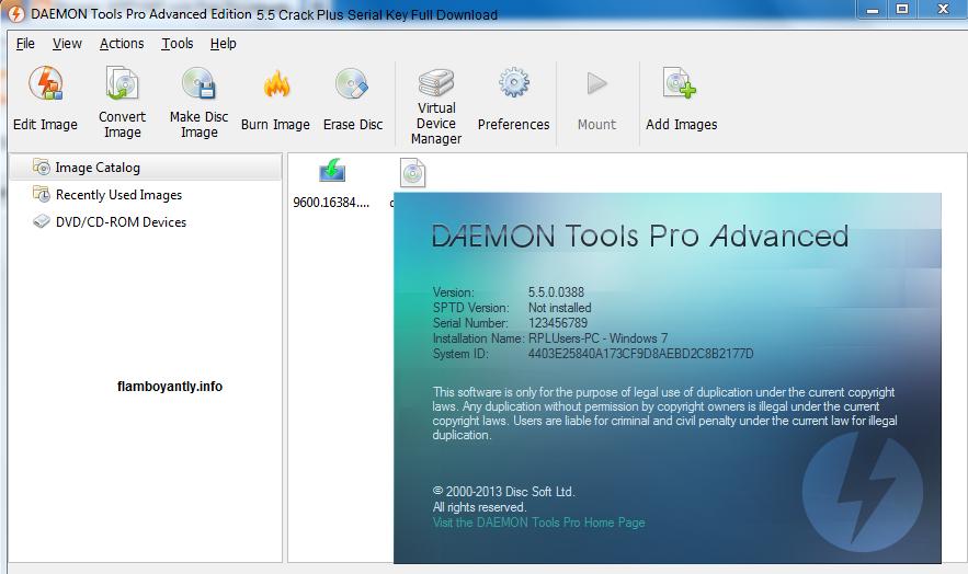 demon tools pro keygen