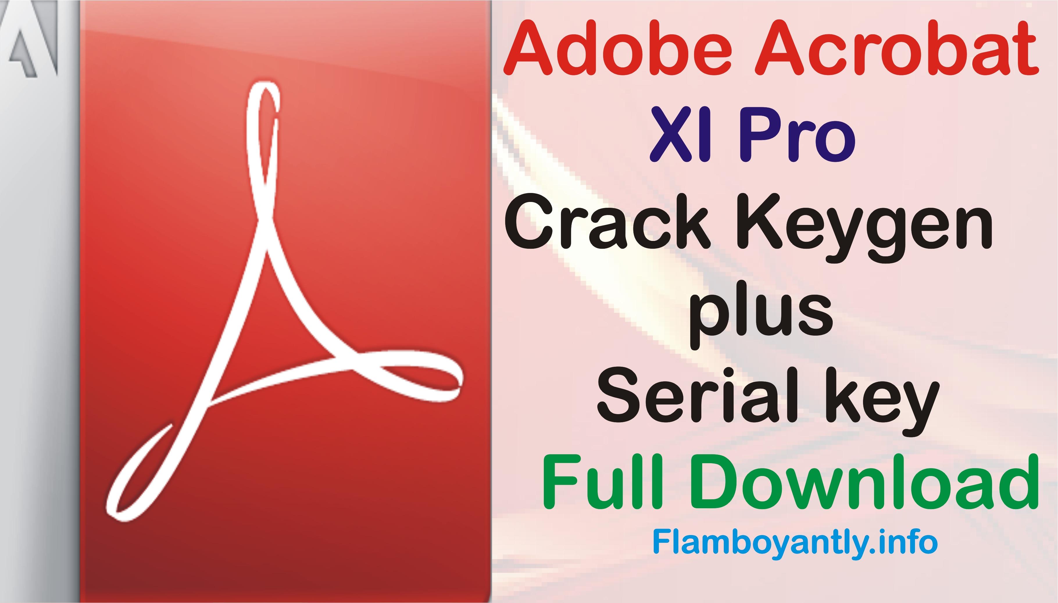acrobat reader xi crack