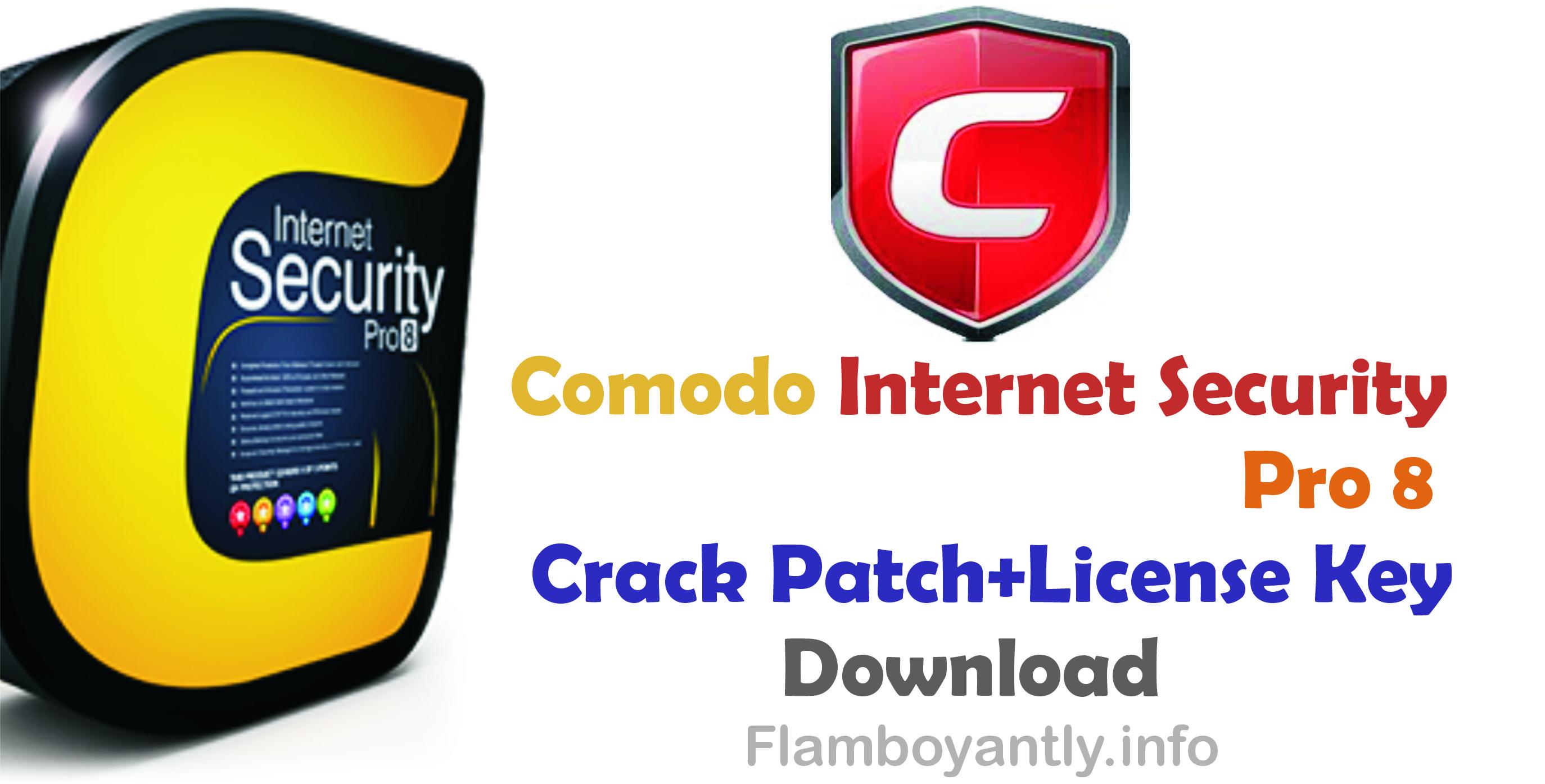 comodo internet security premium license key