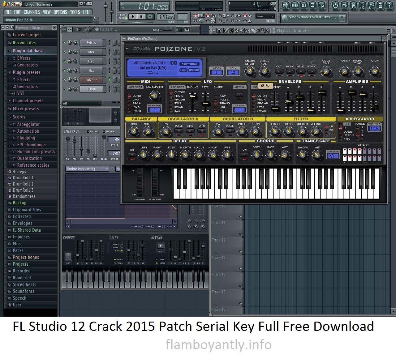 serial keys for softwares