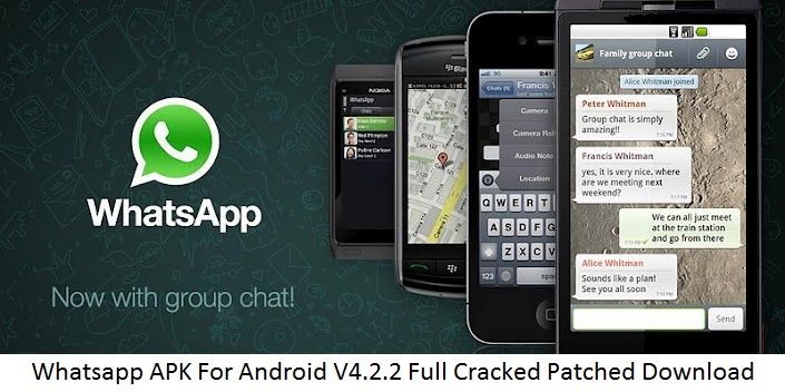 whatsapp android crack